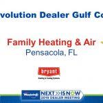 Top Evolution Gulf Coast Award